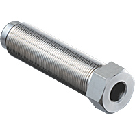 with Hole, A Type, Stainless Steel, Fine Threaded