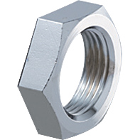 Fastening Nut, Steel, Fine Threaded
