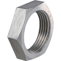Fastening Nut, Stainless Steel, Fine Threaded