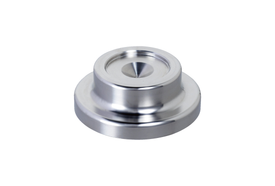 Round, Stainless Steel, Stationary Type