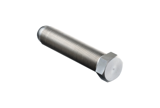 A Type, Stainless Steel, Fine Threaded