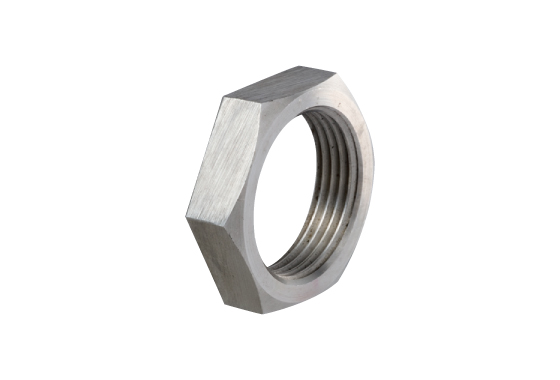 Stainless Steel, Fine Threaded